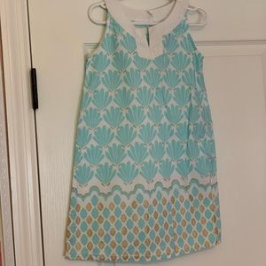 Girls Clamshell Dress
